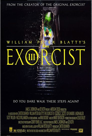 Poster: The Exorcist III