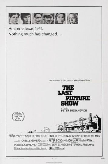 Poster: The Last Picture Show