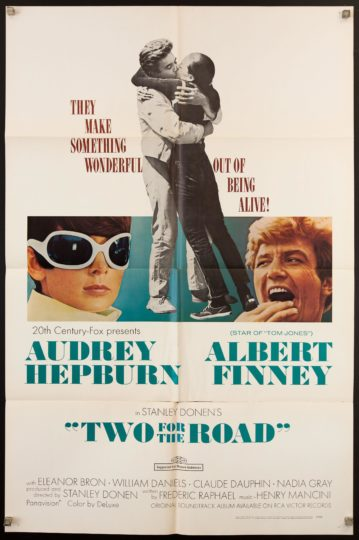 Two for the Road (1967) Poster